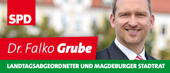 Falko Grube - Landtagsabgeordneter